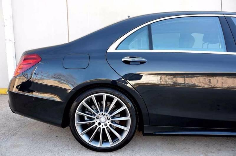 2016 Mercedes-Benz S-Class for sale at Car Club USA - Hybrid Vehicles in Hollywood FL