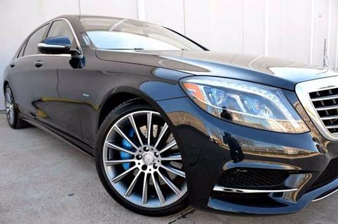 2016 Mercedes-Benz S-Class for sale in Hollywood, FL