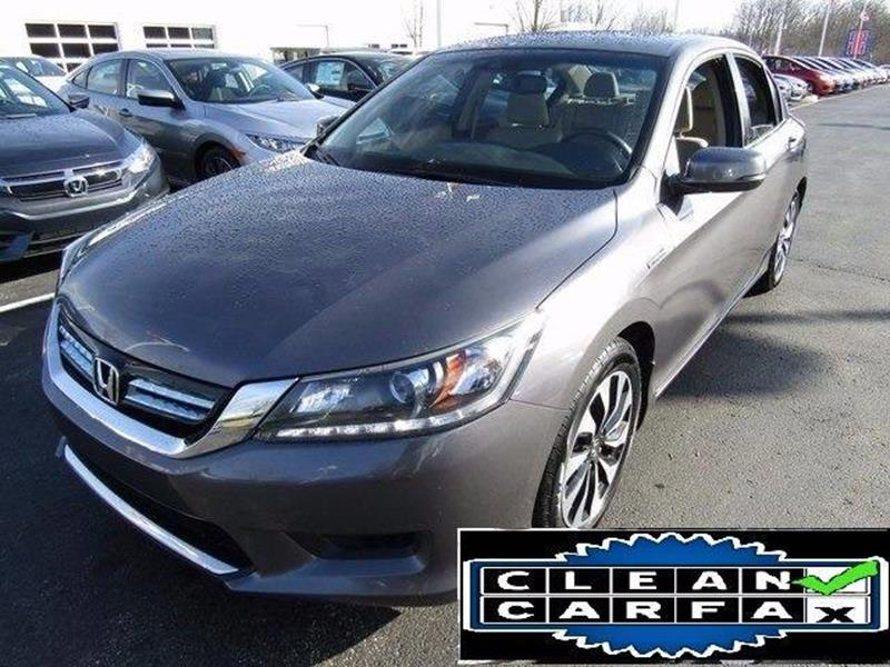 2014 Honda Accord Hybrid for sale at Car Club USA - Hybrid Vehicles in Hollywood FL
