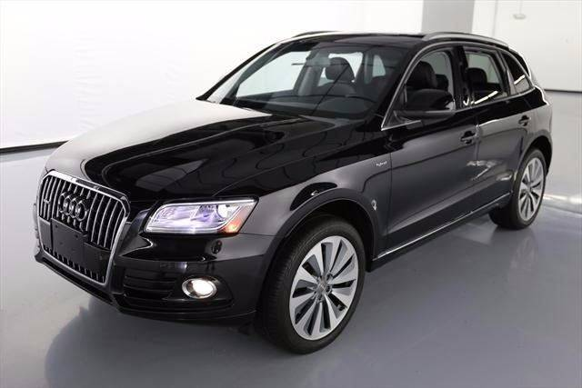 2014 Audi Q5 Hybrid for sale at Car Club USA - Hybrid Vehicles in Hollywood FL