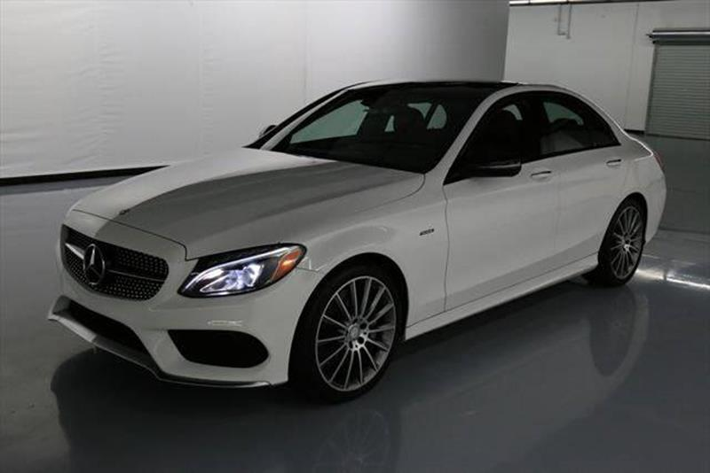 2016 Mercedes-Benz C-Class for sale at Car Club USA in Hollywood FL