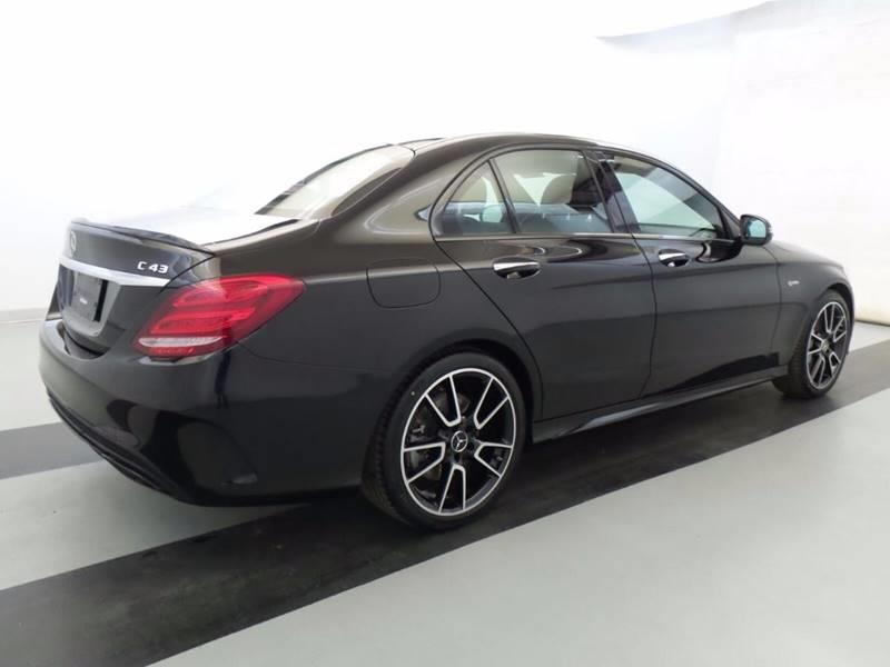 2017 Mercedes-Benz C-Class for sale at Car Club USA in Hollywood FL