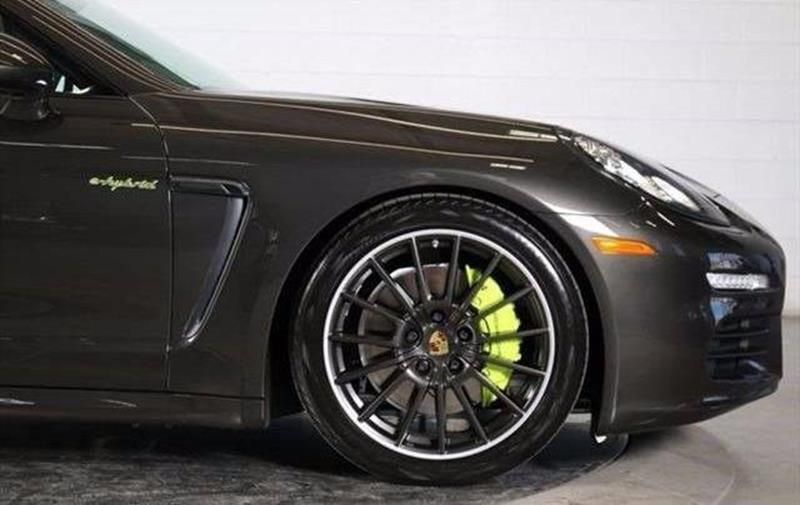 2016 Porsche Panamera for sale at Car Club USA - Hybrid Vehicles in Hollywood FL