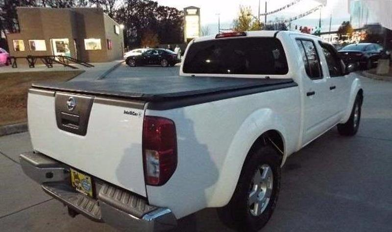 2007 Nissan Frontier for sale at Car Club USA in Hollywood FL