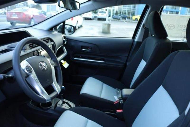2017 Toyota Prius c for sale at Car Club USA - Hybrid Vehicles in Hollywood FL