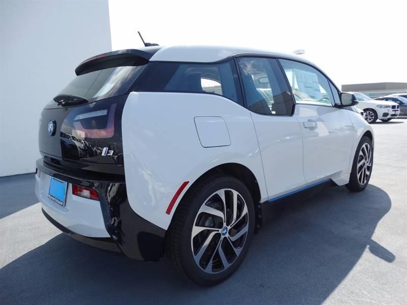 2017 BMW i3 for sale at Car Club USA - Hybrid Vehicles in Hollywood FL