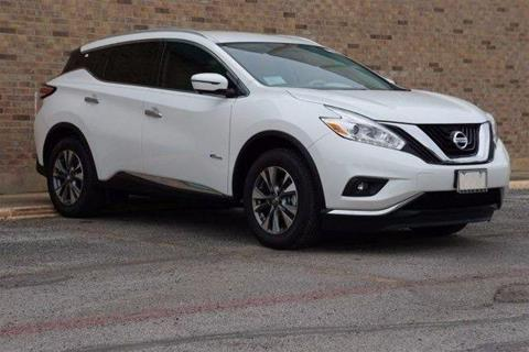 2016 Nissan Murano Hybrid for sale in Hollywood, FL