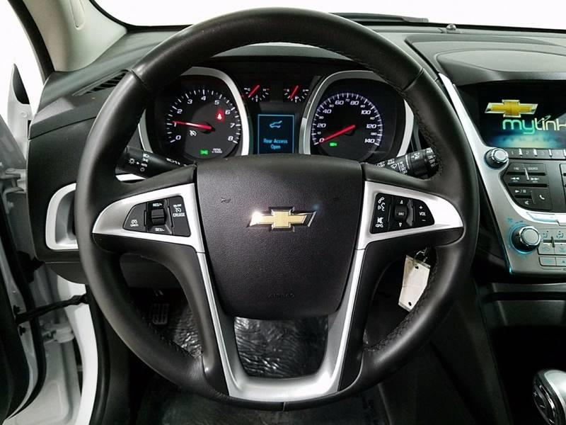 2015 Chevrolet Equinox for sale at Car Club USA in Hollywood FL