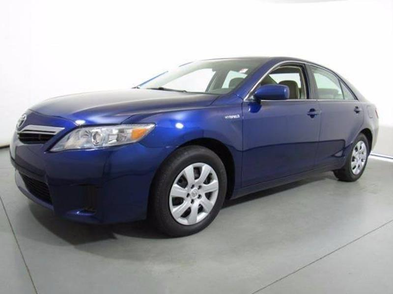 2011 Toyota Camry Hybrid for sale at Car Club USA - Hybrid Vehicles in Hollywood FL