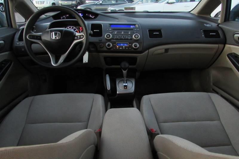 2009 Honda Civic for sale at Car Club USA - Hybrid Vehicles in Hollywood FL