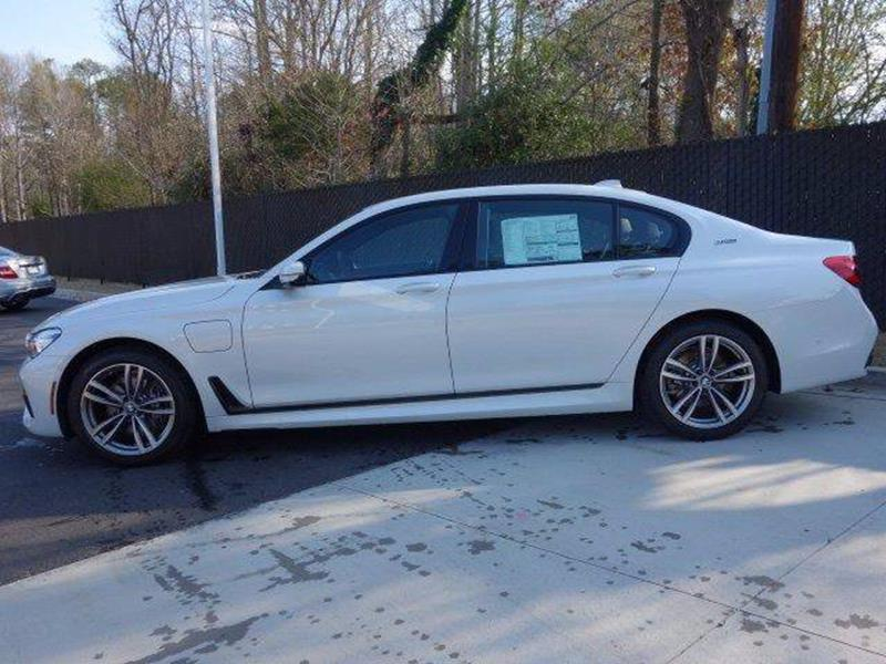 2017 BMW 7 Series for sale at Car Club USA - Hybrid Vehicles in Hollywood FL