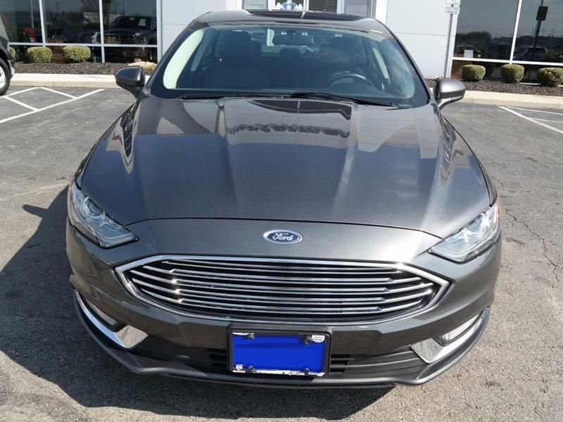 2017 Ford Fusion Hybrid for sale at Car Club USA - Hybrid Vehicles in Hollywood FL