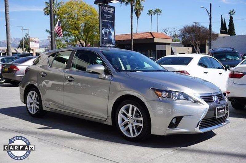 2017 Lexus CT 200h for sale at Car Club USA - Hybrid Vehicles in Hollywood FL