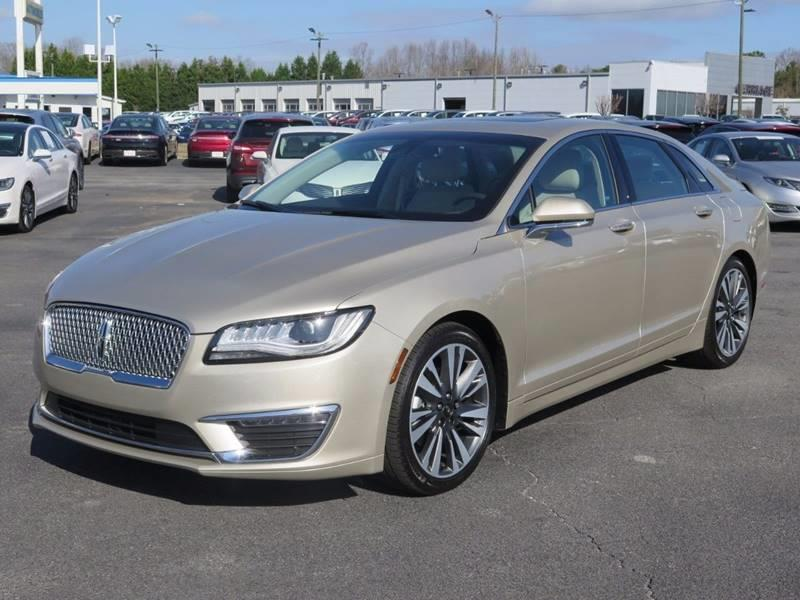 2017 Lincoln MKZ Hybrid for sale at Car Club USA - Hybrid Vehicles in Hollywood FL