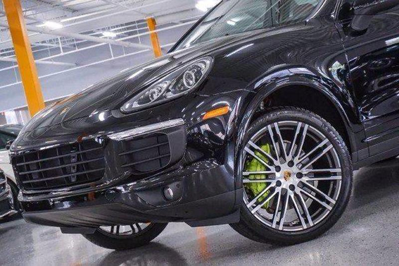 2017 Porsche Cayenne for sale at Car Club USA - Hybrid Vehicles in Hollywood FL