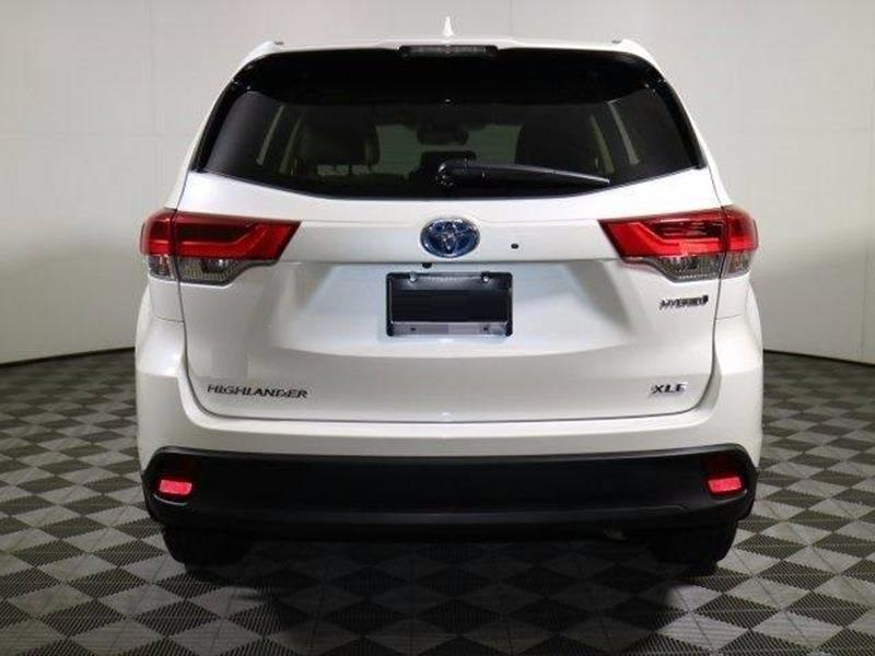 2017 Toyota Highlander Hybrid for sale at Car Club USA - Hybrid Vehicles in Hollywood FL