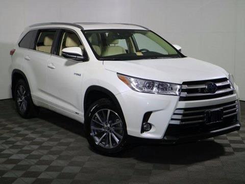 2017 Toyota Highlander Hybrid for sale at Car Club USA - Hybrid Vehicles in Hollywood FL