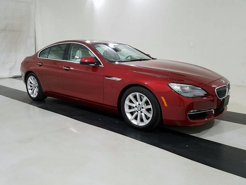 2013 BMW 6 Series for sale at Car Club USA in Hollywood FL