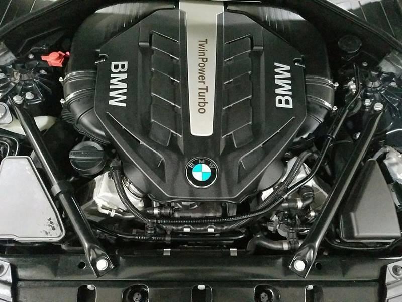 2013 BMW 7 Series for sale at Car Club USA in Hollywood FL