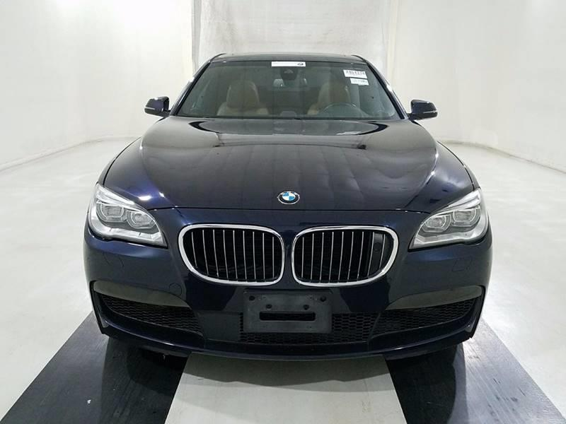 2013 BMW 7 Series for sale at Car Club USA in Hollywood FL