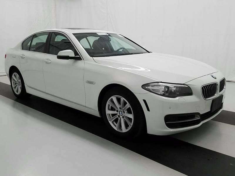 2014 BMW 5 Series for sale at Car Club USA in Hollywood FL