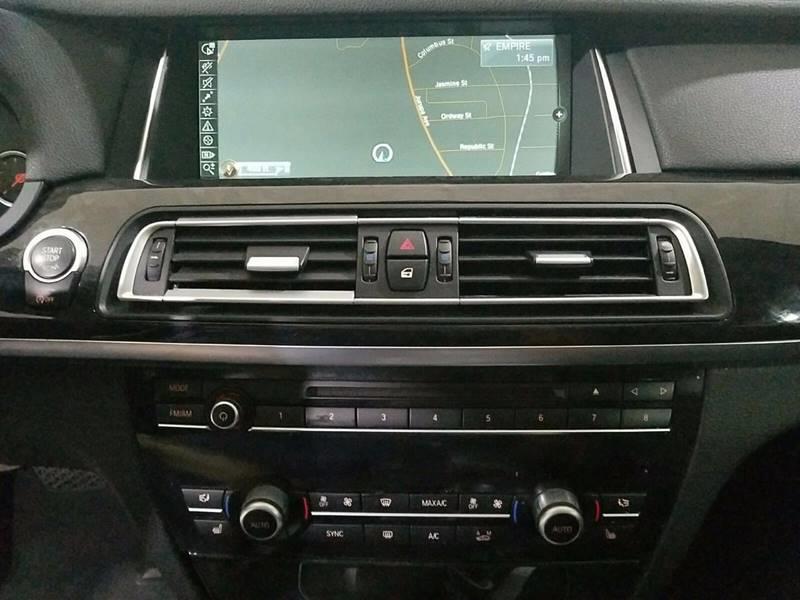 2014 BMW 7 Series for sale at Car Club USA in Hollywood FL