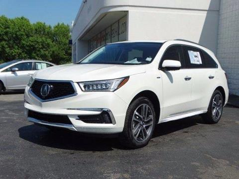 2017 Acura MDX for sale at Car Club USA - Hybrid Vehicles in Hollywood FL