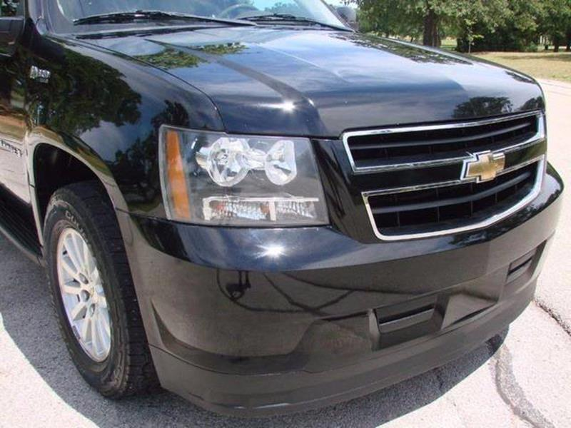 2009 Chevrolet Tahoe for sale at Car Club USA - Hybrid Vehicles in Hollywood FL
