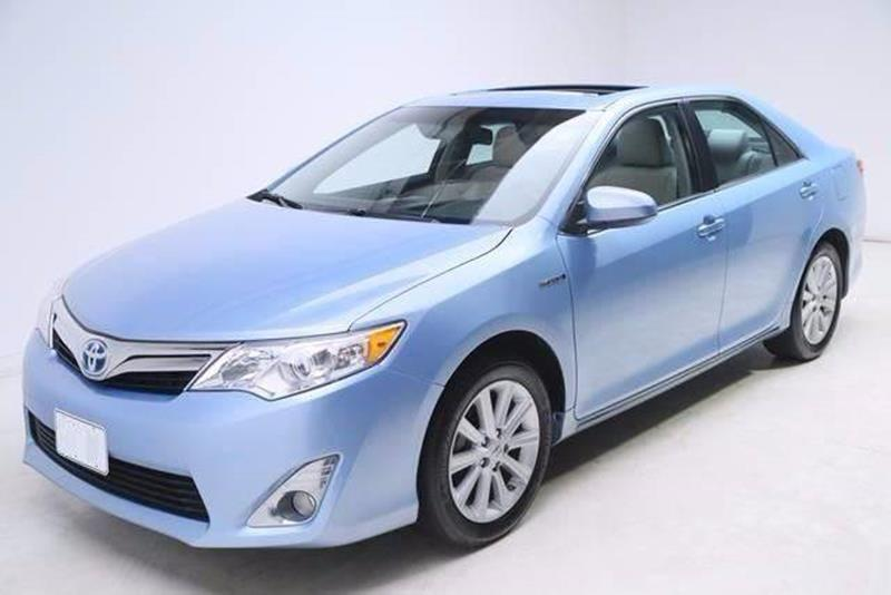 2012 Toyota Camry Hybrid for sale at Car Club USA - Hybrid Vehicles in Hollywood FL