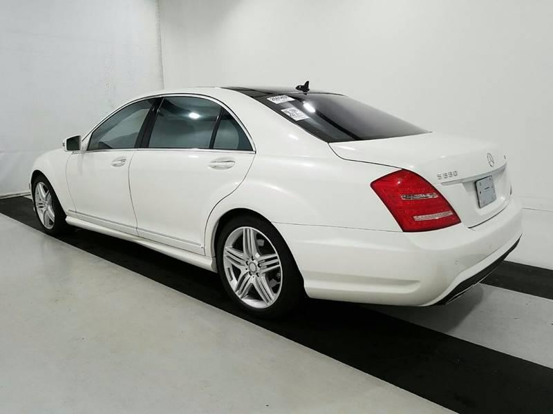 2013 Mercedes-Benz S-Class for sale at Car Club USA in Hollywood FL