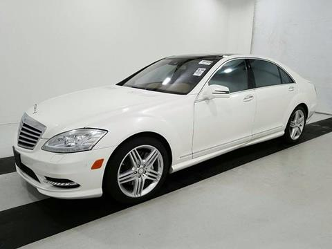 2013 Mercedes-Benz S-Class for sale in Hollywood, FL