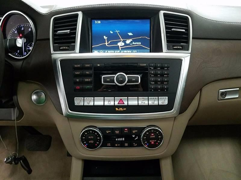 2014 Mercedes-Benz GL-Class for sale at Car Club USA in Hollywood FL