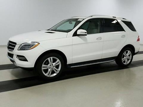 2014 mercedes benz m class for sale in florida for Mercedes benz panama city fl