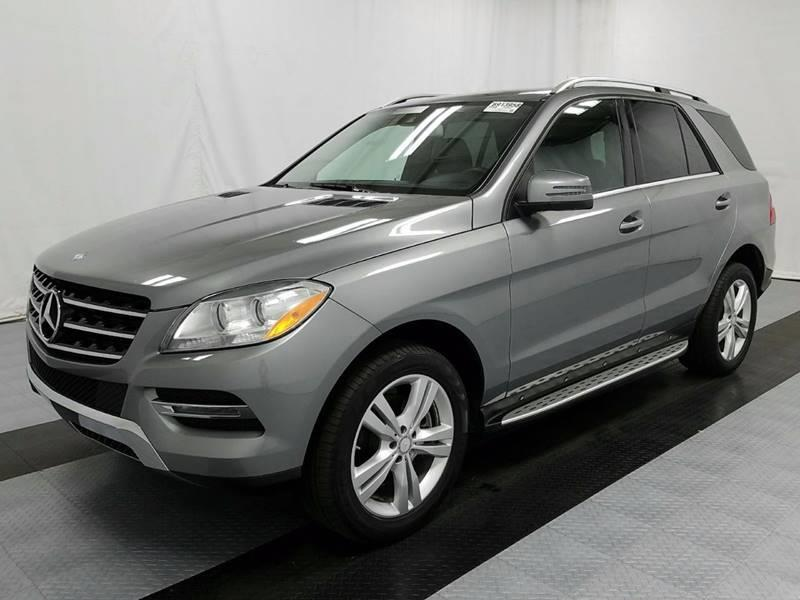 2014 Mercedes-Benz M-Class for sale at Car Club USA in Hollywood FL