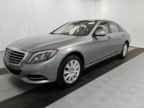 2014 mercedes benz s class for sale in hollywood fl - Mercedes Benz 2014 S Class Black