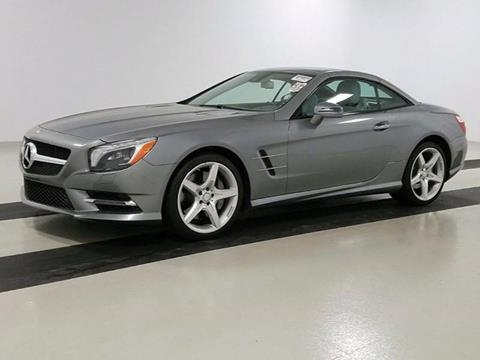 2014 Mercedes-Benz SL-Class for sale in Hollywood, FL