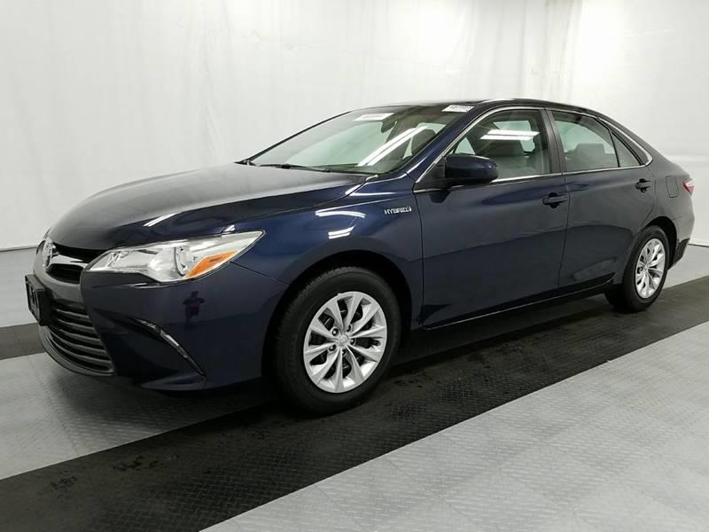 2015 Toyota Camry Hybrid for sale at Car Club USA - Hybrid Vehicles in Hollywood FL