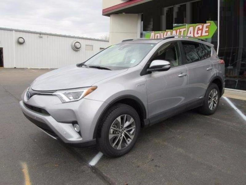 2017 Toyota RAV4 Hybrid for sale at Car Club USA - Hybrid Vehicles in Hollywood FL