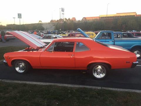 1969 Chevrolet Nova for sale in Long Island, NY