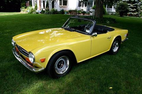 1973 Triumph TR6 for sale in Long Island, NY