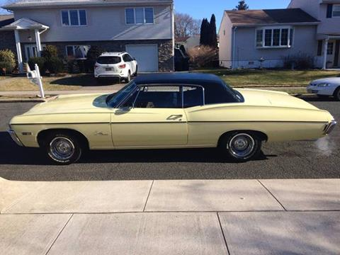 1968 chevrolet impala for sale in long island ny. Black Bedroom Furniture Sets. Home Design Ideas