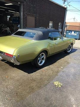 1968 Oldsmobile Cutlass for sale in Long Island, NY
