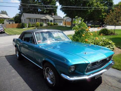 1968 Ford Mustang for sale in Long Island, NY