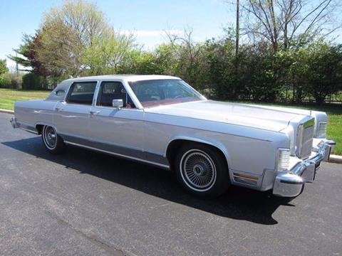 1979 Lincoln Continental for sale in Long Island, NY
