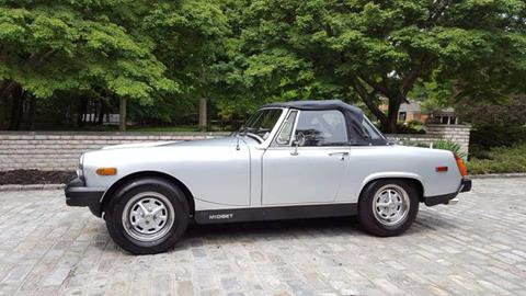 1979 MG Midget for sale in Long Island, NY