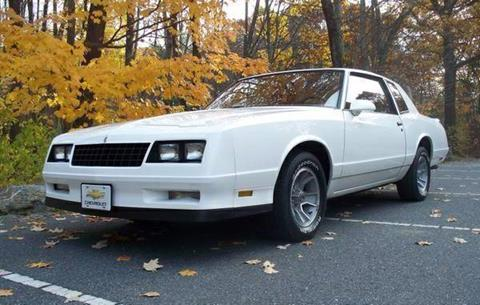 1986 Chevrolet Monte Carlo for sale in Long Island, NY