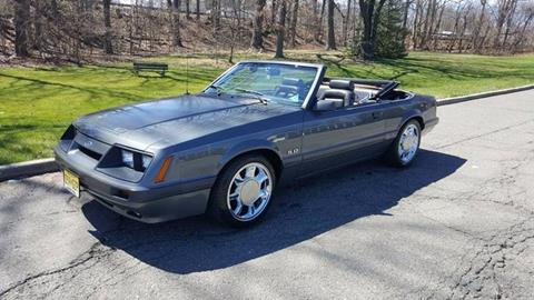 1986 Ford Mustang for sale in Long Island, NY