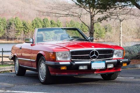1986 Mercedes-Benz 560-Class for sale in Long Island, NY