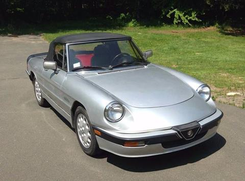 1986 Alfa Romeo Spider for sale in Long Island, NY