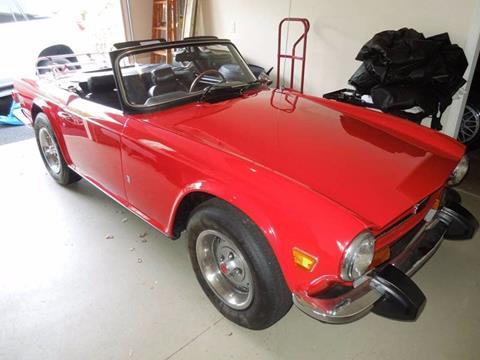 1974 Triumph TR6 for sale in Long Island, NY